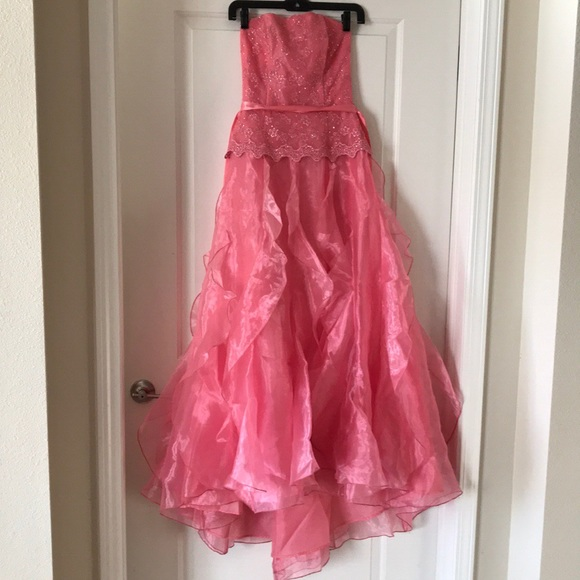 Jessica McClintock Dresses | Prom Dress | Poshmark